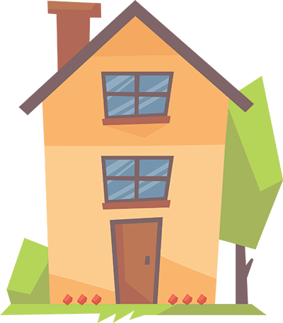 Tvåvåningshus